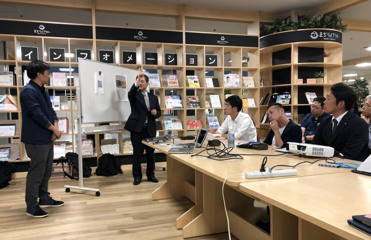 デジタルワークショップ ~タウントーク vol.1~を開催