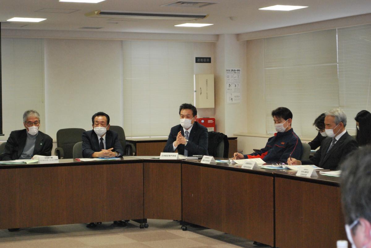 公立千歳科学技術大学 第1回連携ネットワーク会議を開催しました